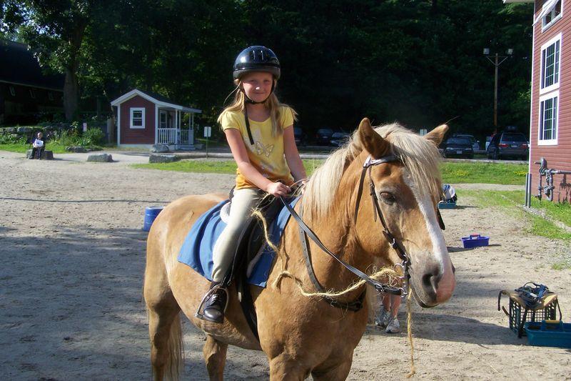 Horseback riding7